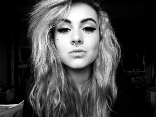 Nose Piercing Left Or Right Female