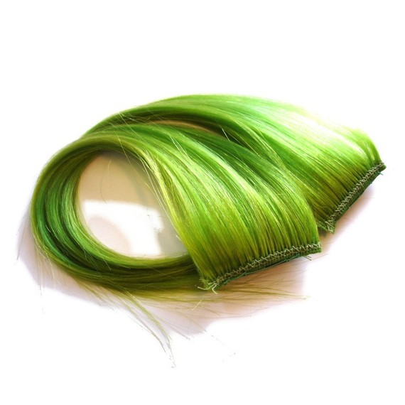 Green Hair Dye Color Wigs Extensions Cherry Ambition