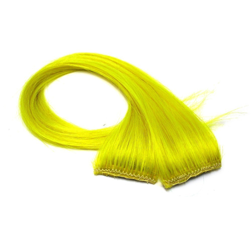 Neon Yellow Hair Extensions | Cherry Ambition